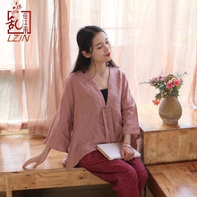2018 Chinese Traditional Clothing Hanfu Style Blouse for women casual wear