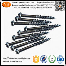 Competitive Advantage Metal Self Tapping Screw With Big Flat Washer ISO/TS16949 Passed