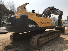 used original volvo ec360blc crawler excavator in cheap price
