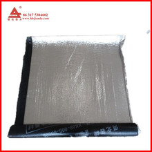 3mm thickness fiberglass asphalt roofing felt with aluminium foil