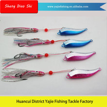 Chinese Factory Price Metal Lead Jigging Lure Slow Jig/ Lead Fishing Jigs