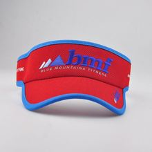 fashion sunvisor caps/wholesale custom sun visor cap