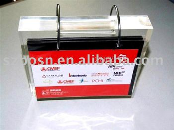Acrylic Calendar Holder,Perspex Banner Display,Plexiglass Picture Frame