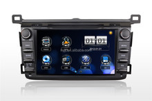 8inch touch screen car gps player for TOYOTA RAV4 2013 car gps navigator with bluetooth car dvd gps navigation system