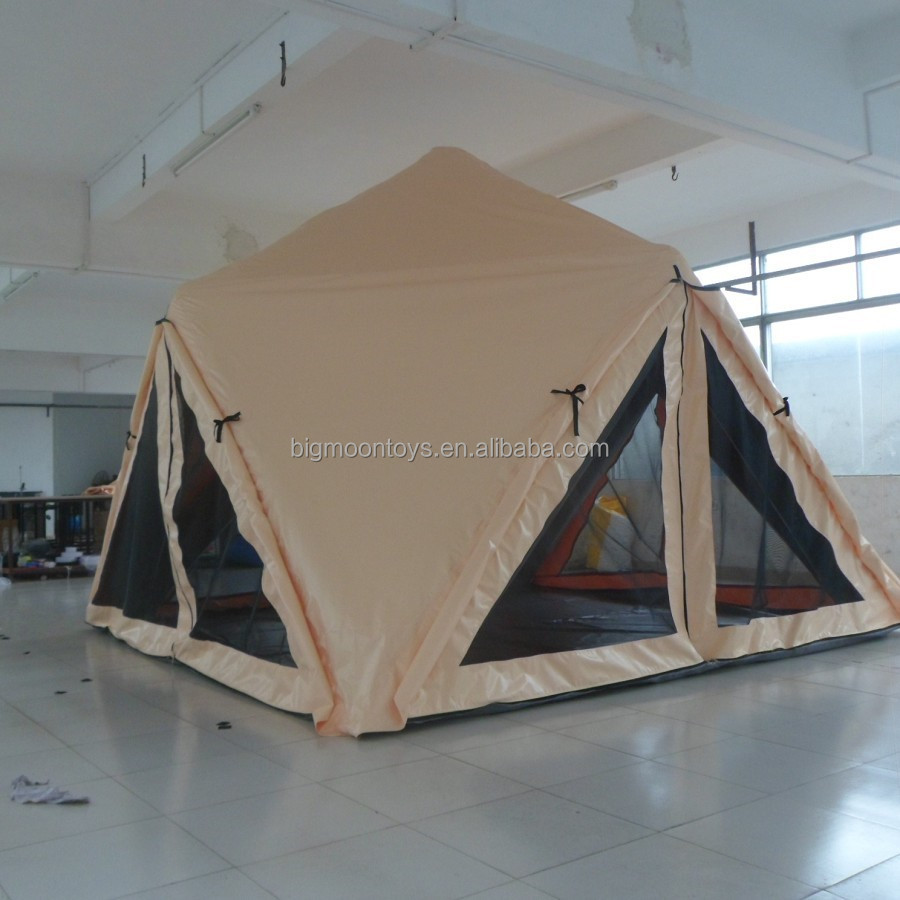 2017 hot event inflatable camping tent,inflatable tent camping