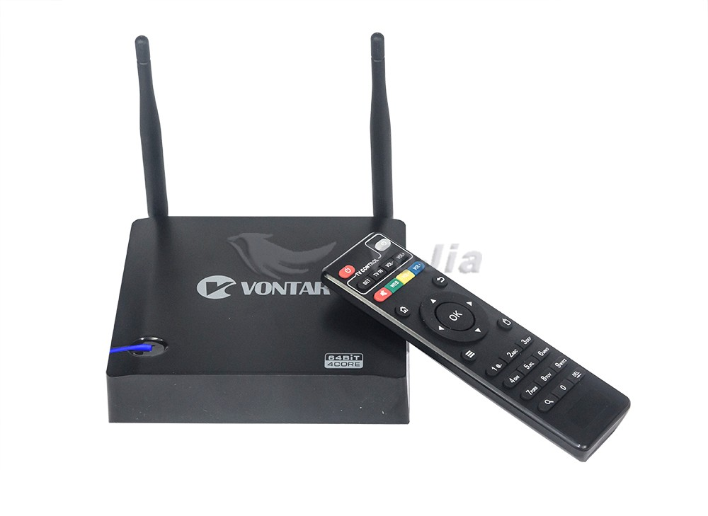 [Genuine] VONTAR K3 Amlogic S905 KIII Quad Core 2GB/16GB dual wifi Miracast Media Player android tv box