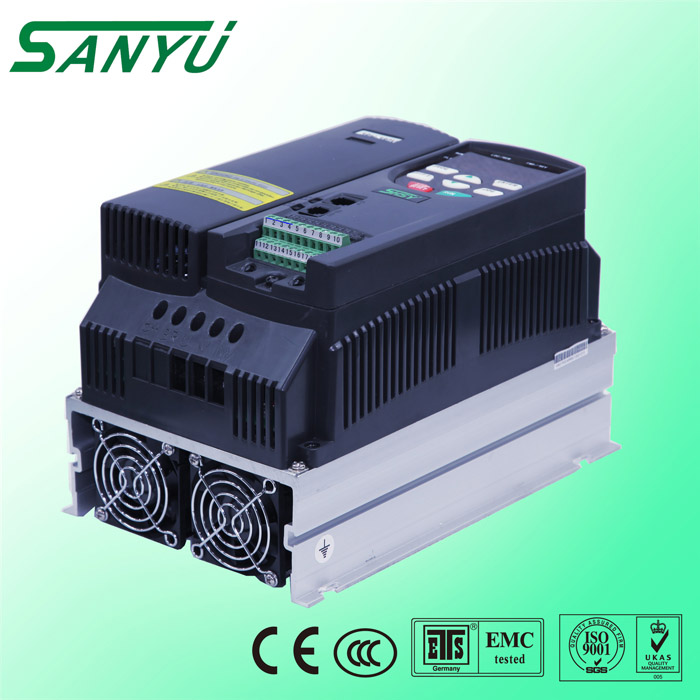 SY8000 Series top quality Vector control 11Kw Motor VSD