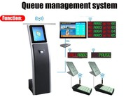 station-to-station calling self-service queue number machine from China manufacturer