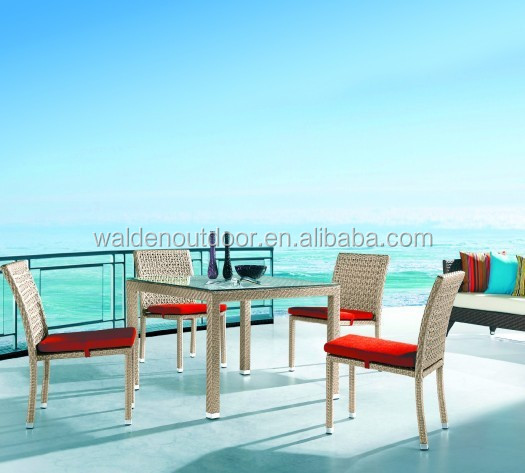 Used Wicker Rattan Outdoor Furniture