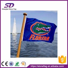 100% Polyester Customized Soccer Pirate Flag