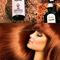 Promotional high quality hair argan oil brands to repair damaged hair