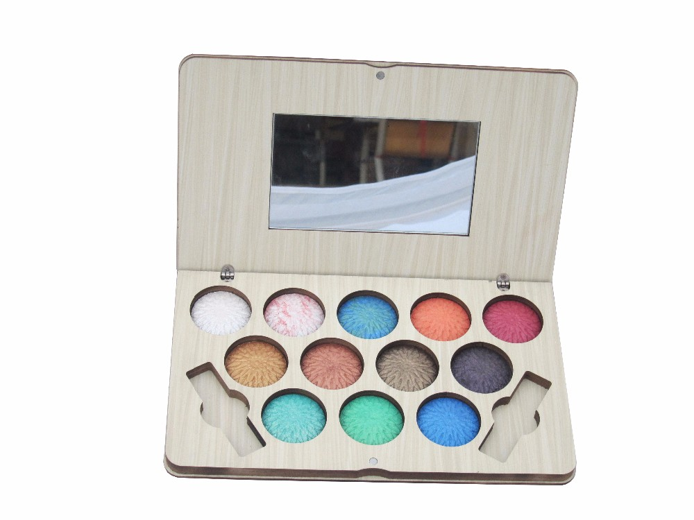 high quality private label cosmetics eyes eyeshadow
