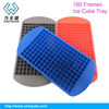 Kitchenware Makes for commercial square Silicone popsicle ice tray