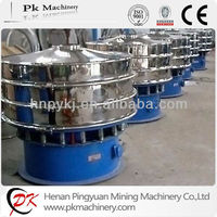 Fully Enclosed Ultrasonic Vibration Classifying Manufacture Applied To Chemical Field