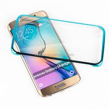 Fashion design mirror hard phone case for samsung s6 edge head porter case for iphone6