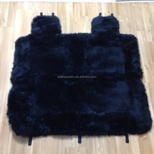 Cheap Sheepskin Car Seat Cover Car Winter Elastic Seat Cover