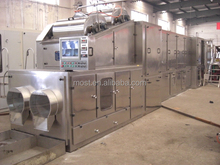 D2066 New Technology Enclosed Clean Chocolate Bean Production Line