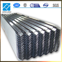 China Metal Aluminum Corrugated Plate for Roofing