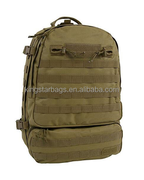 Heavy duty rucksack for men Canvas backpack for hiking camping travelling