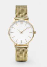 LongBo sports unisex gold plated super thin watch fashion vogue ladies watch