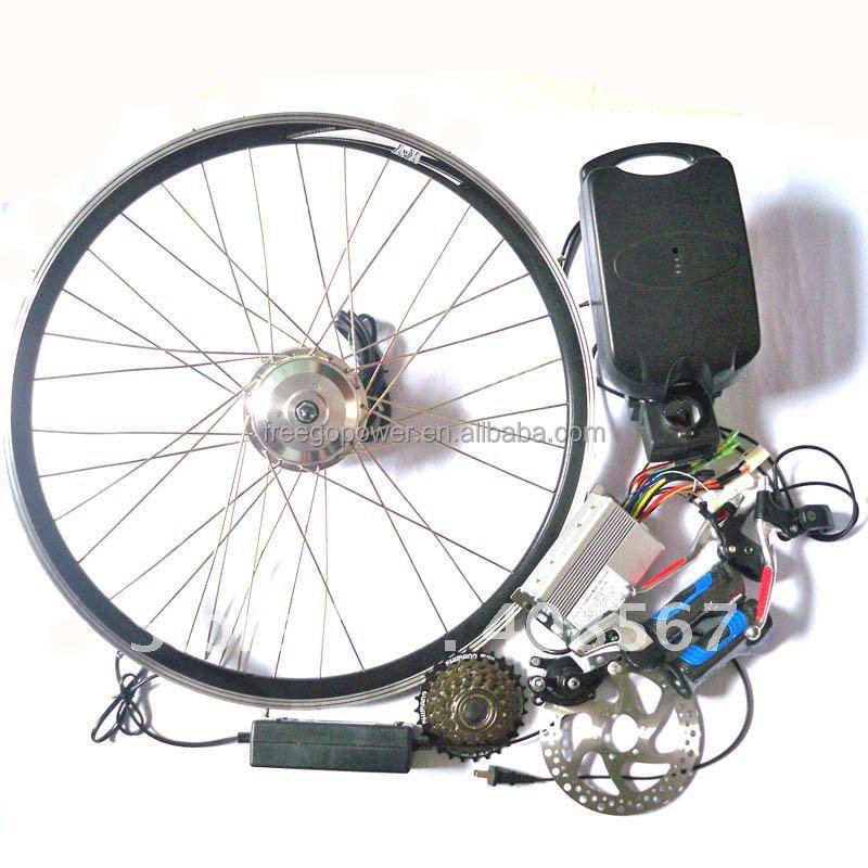Мотор-колесо для велосипеда схема подключения