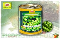 Green peas in can A10 - 3Kg Oz