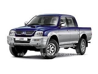 New 4x4 PickUps Mitsubishi