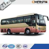 Right/Left Hand Drive 43-47Seats Capacity Coach Bus Low Price Sale