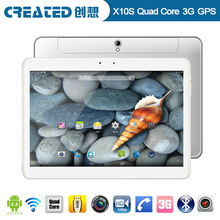 Android tablet pc 10 inch MTK8382 Quad core 1.2GHz 1g ram gps tablet wifi android 4.4 support 3G phone call dual sim
