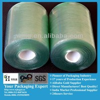 transparent cable and wire used PVC plastic wrap film