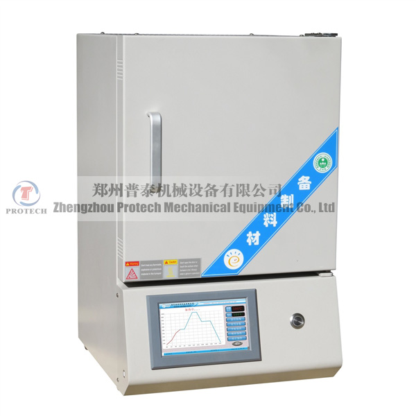 Touch screen laboratory dental instrument zirconia sintering furnace