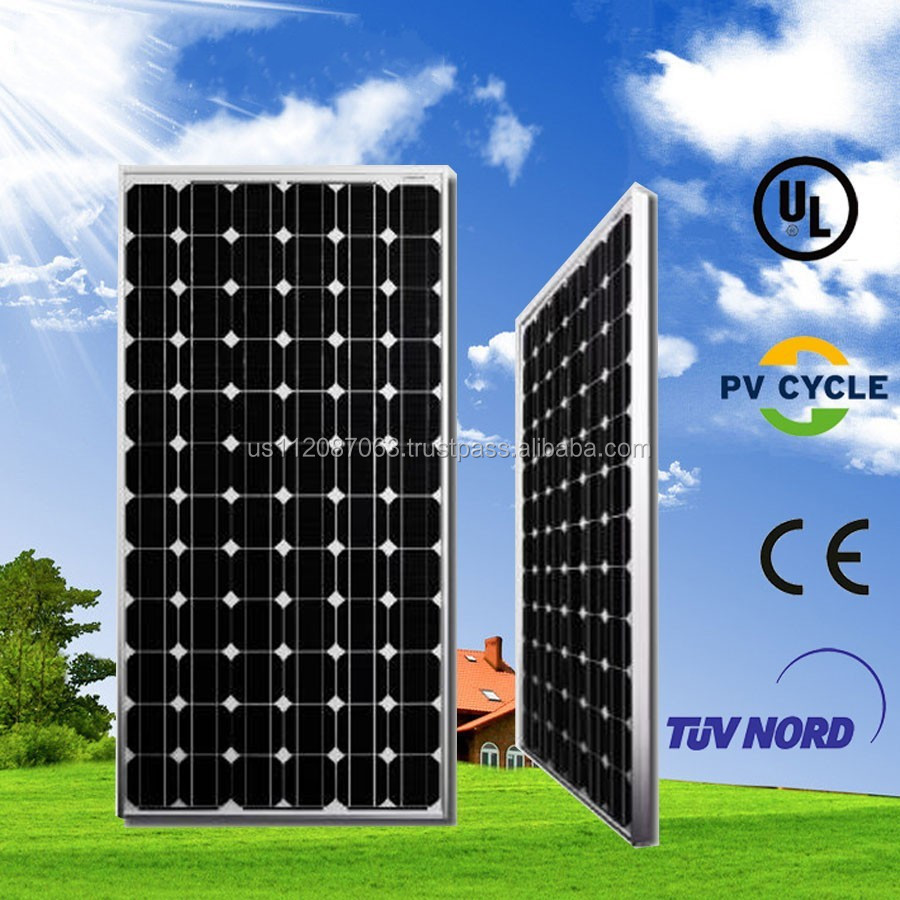 2015 Mono and Poly solar panel 250w TUV IEC CE UL certificate