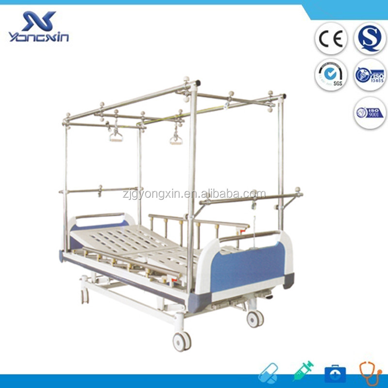 hospital orthopaedic traction bed