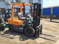 Diesel Engine Japanese Brand Standard 3 Ton TCM FD30 Used Forklift Hot Sale