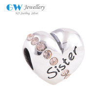 Wholesale 925 Sterling Silver Accessory Gift Box Bead Light Beads Jewelry