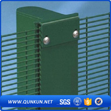 Free samples finger proof pvc coated no climb fence