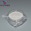Wholesale new style silver metallic tattoo powder pigment