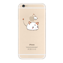 city&case cute broken cell phone girls case for iPhone6 6s