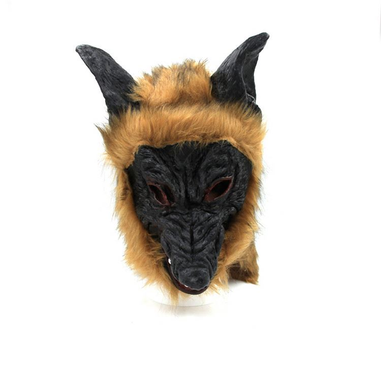 Best seller wolf masks Halloween party anime cosplay mask