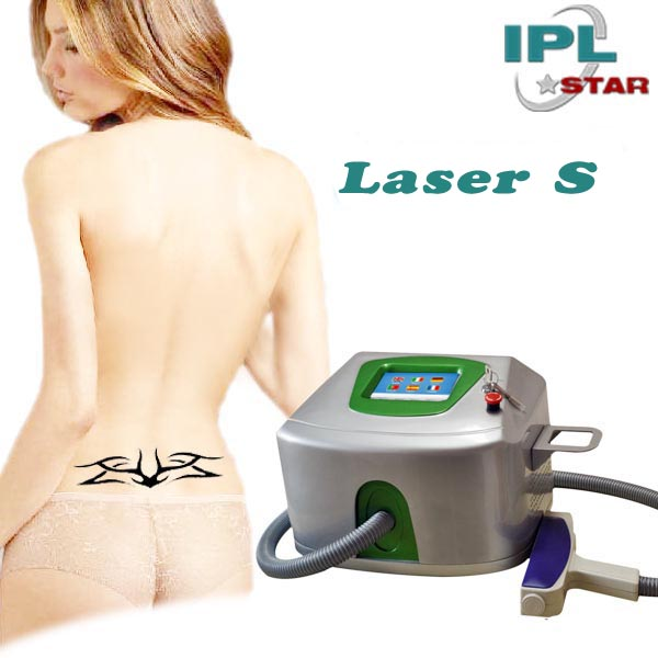 Q Switch Laser for Tattoo Eyeliner Removal Laser for Tattoo Removal Machine with portable model