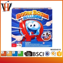 Education toy family boom boom game