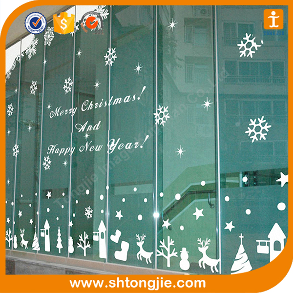 Cheap Custom Permanent Adhesive Outdoor Wall Stickers