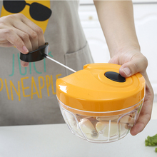 Factory Directly Two Drive Handy Vegetable Chopper For Travelling