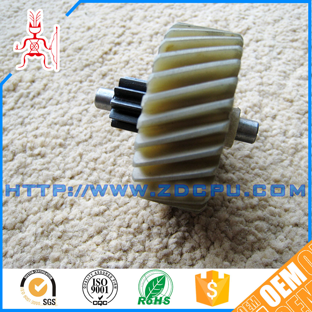 Custom made heat resistant small toy plastic gear