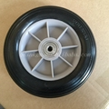 Customized Environmental Solid Foam Pram Wheels For Baby Doll