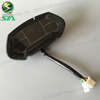 QS Motor Electric Speedometer for Motorcycle 48v-144v