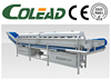 Vegetable and fruit color protecting machine or IQF processing line machine from Colead