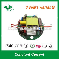 CE led driver round constant current corn cob led driver