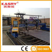 Kasry Multi torch cnc gas cutting machine for bridge building projects KR-PLD