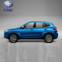 FAW X40 4x2 SUV Mpv Mini View Passenger Van Passenger Vehicle